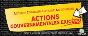Bannière Mobilisation ACA - Petite